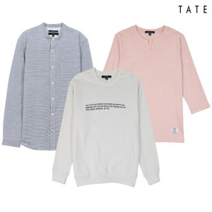 테이트 가을 티셔츠/셔츠 외 모음