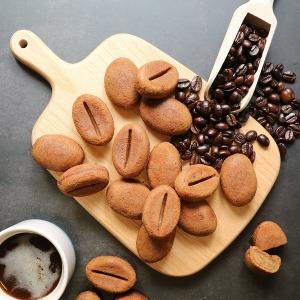 알앤알 HACCP 구운 커피콩빵 커피맛 콩빵 100개 RNR2