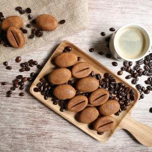 알앤알 HACCP 구운 커피콩빵 커피맛 약400개 RNR4