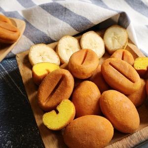 알앤알 HACCP 구운 커피콩빵 바나나맛 콩빵 200개 RNR3