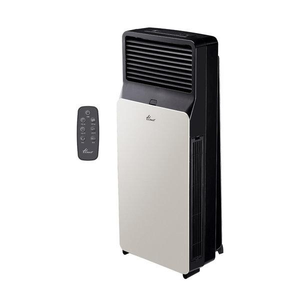 한일전기 리모컨 전기온풍기 PTC 업소용 HEF-3350R-WP