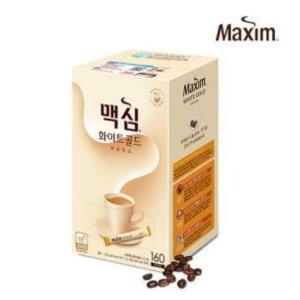 화이트골드 160T 커피믹스 무료배송 + 할인