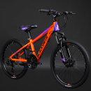 2020 블랙스미스 페트론 2.2 22인치 자전거 오렌지퍼플