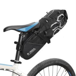 자전거 국토 종주 여행 대용량 12L 안장 가방