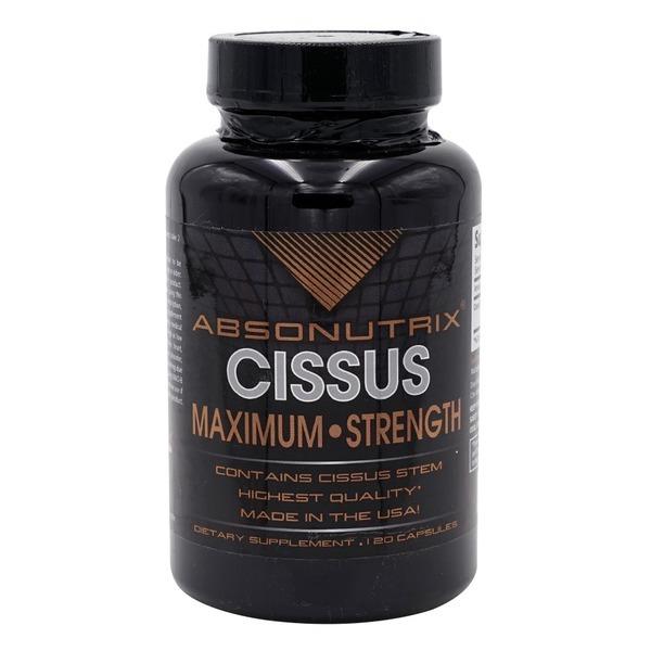 시서스 가루 추출물 1600 mg 120 캡슐