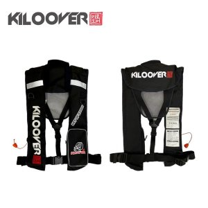 키로오버 KOV-01 자동팽창식 구명복 선상구명복 구