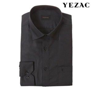 20FW 일반핏 트윌 솔리드 셔츠 YJ0FBR902BK