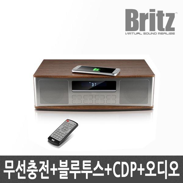 BZ-T7600WC 무선충전 CD플레이어 블루투스 오디오