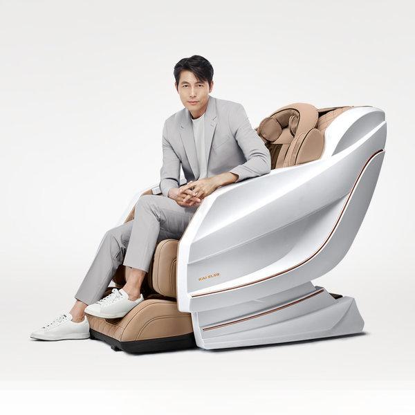 S급리퍼 카이 SLS9 화이트펄에디션 안마의자/ AS12개월