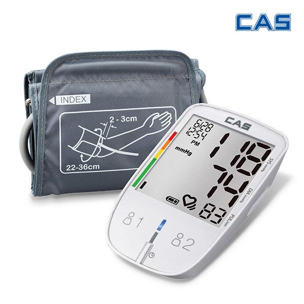 카스 자동 전자 혈압계 MD2680 /메모리기능/백라이트