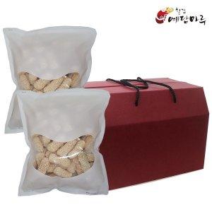 칠갑산 천연재료로 만든 국산 구기자 선물용한과 1kg