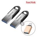 울트라 플레어 USB 3.0 32GB+32GB +타입C젠더 증정