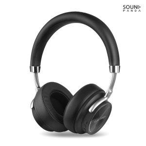 사운드판다 블루투스 헤드셋/무선헤드셋/무선헤드폰/SPH-900_블랙