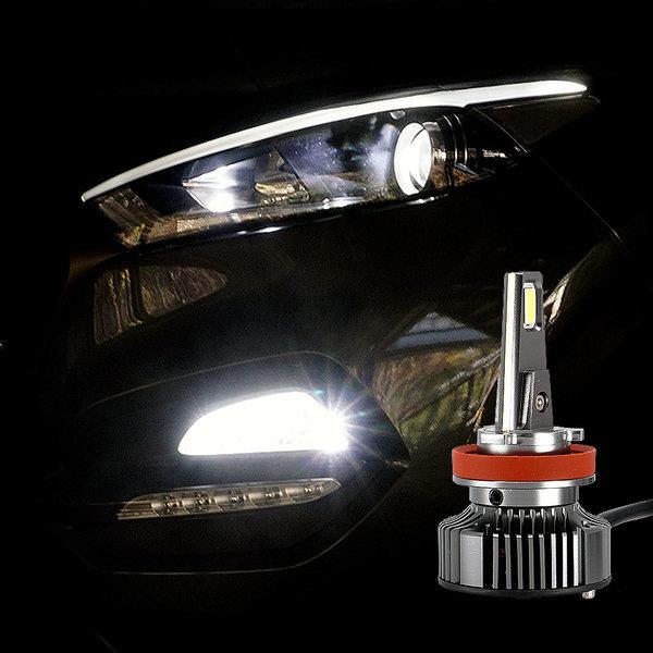 LED전조등 안개등 H8 H11겸용 엠프로빔V13 순정소켓형