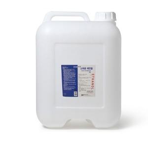 두원 소독용에탄올 18리터 알콜 18L 83프로 MSDS
