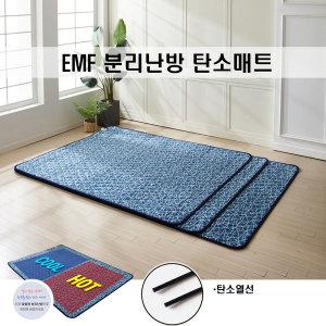 더안 캠핑전기장판 탄소매트 특대형 모던라인 200x260