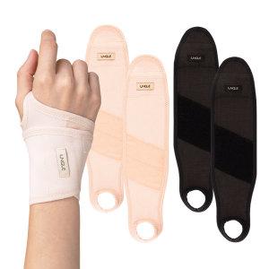 뉴니끄 밸런스 임산부 손목보호대 4P 샌드베이지+블랙