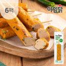 닭가슴살 핫바 청양고추맛70g 6팩