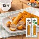 닭가슴살 핫바 70g 2종 혼합 15팩 불고기8팩/청양7팩