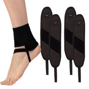 뉴니끄 밸런스 임산부 발목보호대 4P 블랙