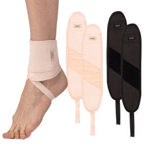 뉴니끄 밸런스 임산부 발목보호대 4P 샌드베이지+블랙