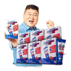 종근당 머슬파워(오미자추출물) 6박스