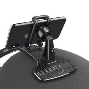 2IN1 클립형계기판 거치대 휴대폰거치대 주차번호판
