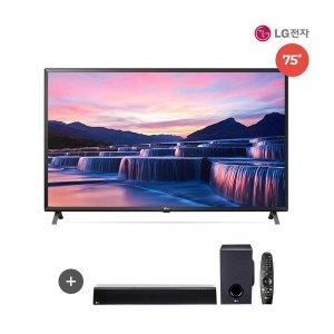 LG TV   1등급  75  LG 울트라 HD TV 189CM (75UN7850KNA)