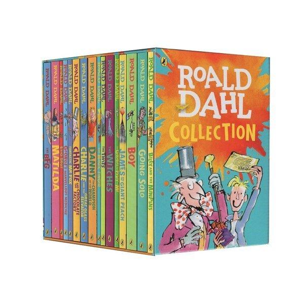 영어원서 Roald Dahl 로알드달16권세트 음원제공 당일발송