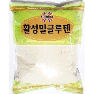 활성밀글루텐(꼬미다 1K)X2 소맥밀글루텐 요리용밀글