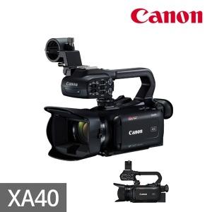 XA40 정품 필터+융/캐논4K프로페셔널캠코더