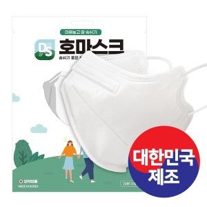 국산 KF-AD 비말차단 새부리형 마스크 대형 30매