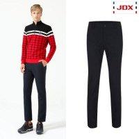 JDX골프스포츠  (남성)잔패턴 프린트 본딩팬츠_X2PWPTM05-BK