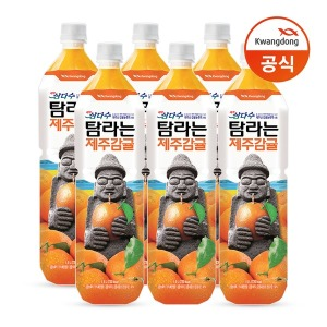 탐라는 제주감귤 1.5L x 12pet/음료수/쥬스