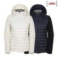 JDX골프스포츠  (여성)소매 니트 중량 다운 점퍼_X2PWWDW91