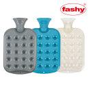 FASHY 노커버-하드형 1.2L보온물주머니 찜질팩 핫팩