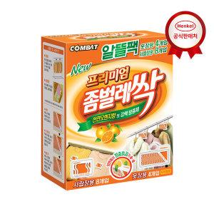 좀벌레싹 오렌지향 12개(옷장4개서랍8개)x2개 살충제
