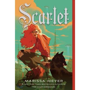 The Lunar Chronicles  02 : Scarlet  Marissa Meyer