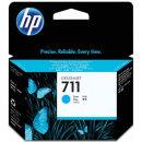 HP711 CZ130A 파랑 정품 T120 T130 T520 T525 T530