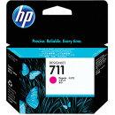 HP711 CZ131A 빨강 정품 T120 T130 T520 T525 T530