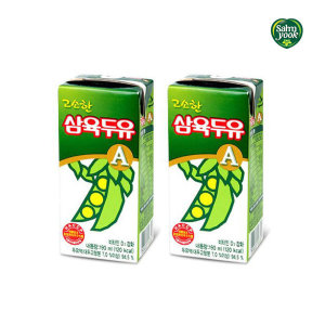 삼육두유 고소한맛A 190ml 72팩