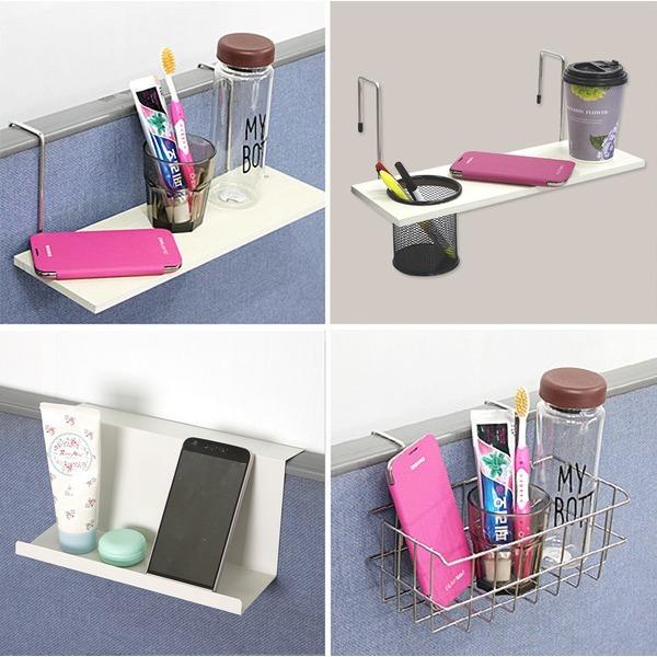 국산 파티션선반/책상정리선반 다용도선반 공간활용