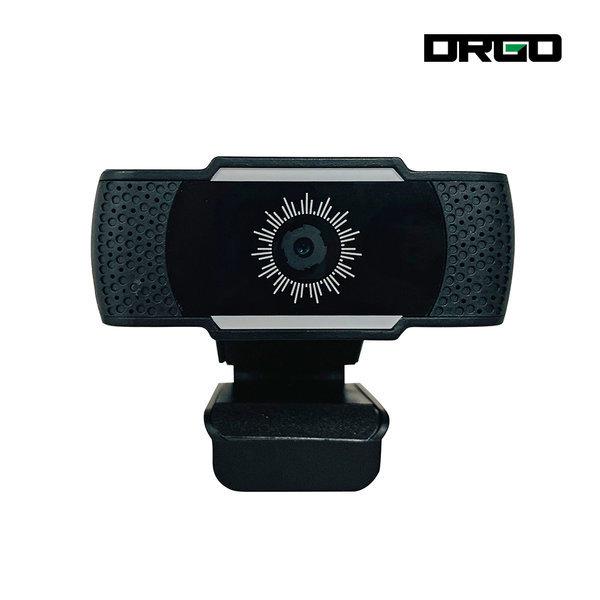 디알고 DRGO WC1080 FHD웹캠 화상 수업 PC카메라