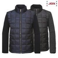 JDX골프스포츠 (남성)소매 니트 중량 다운 점퍼_X2PWWDM41