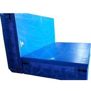 타포린 분리형 높이뛰기매트 200x400x50cm 1개