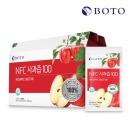 보뚜 사과 100% 사과즙 100 사과원액 30포