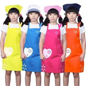 CH43 아동앞치마 초등학생용 요리사 체험 행사 어린이