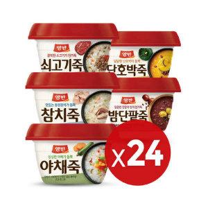(현대Hmall) 동원  양반죽 285g x24개 택1