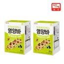 프로바이오틱스 영양바 22입 x 2세트  /에너지바/간식