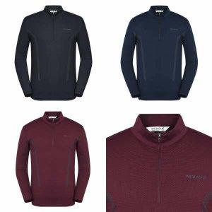 (현대백화점) 웨스트우드  남성 WK1MTTS305 봄 신상품 3가지 색상 1택 프린트 집업 티셔츠